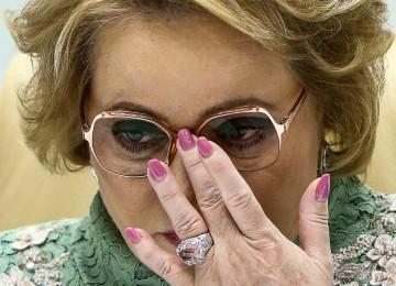 Экономист Жуковский: «Матвиенко показала свое настоящее лицо»