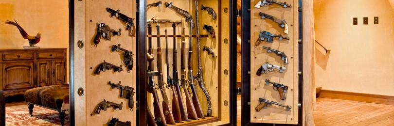 Как сделать оружейный сейф своими руками – пошаговая инструкция