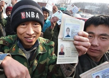 В Россию даже мигранты не хотят ехать