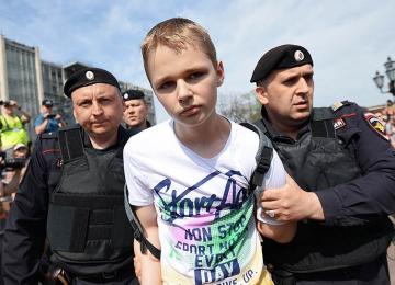 Волгоградские школьники о будущих митингах в России
