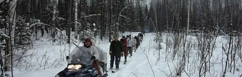 """Охота на волка со снегохода"" смотреть видео онлайн"