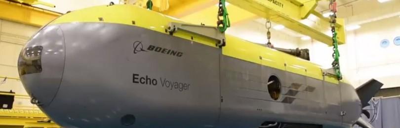 Американские подводные беспилотники пошли в серию