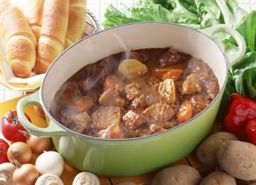 """Суп """"ленивый"""" из мяса кабана/лося"""