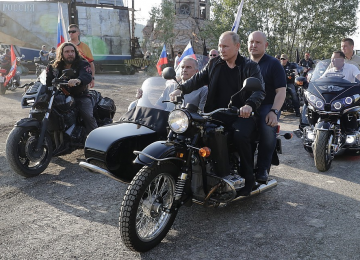 Пошатнулся ли режим Путина? Нет