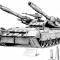 В СССР мог появиться танк «Тополь» с двумя 152-мм пушками