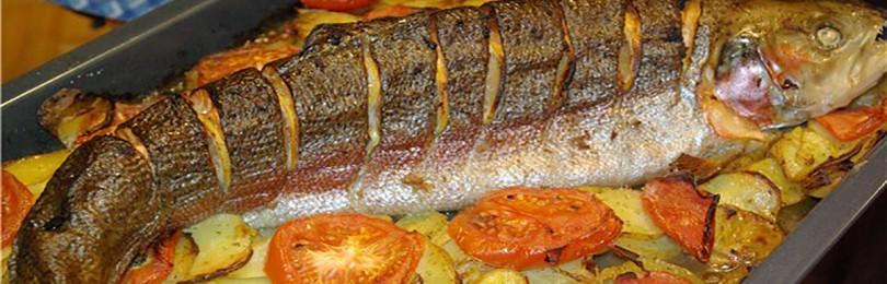 Как правильно приготовить вкусную рыбу в духовке