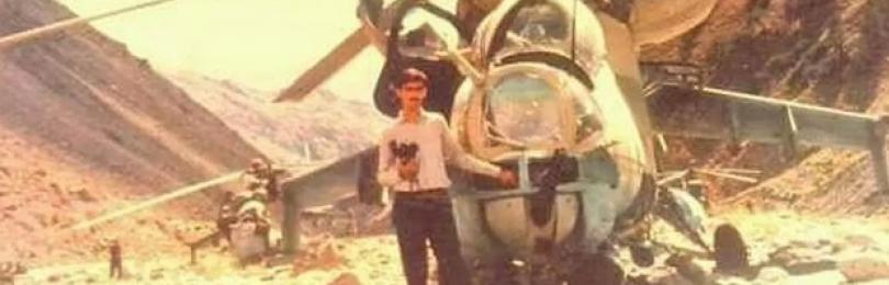 Как США впервые Ми-24 получили