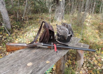 Охота на рябчика с манком в Томской области. Часть 2 смотреть видео