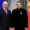 Главные лизоблюды президента России