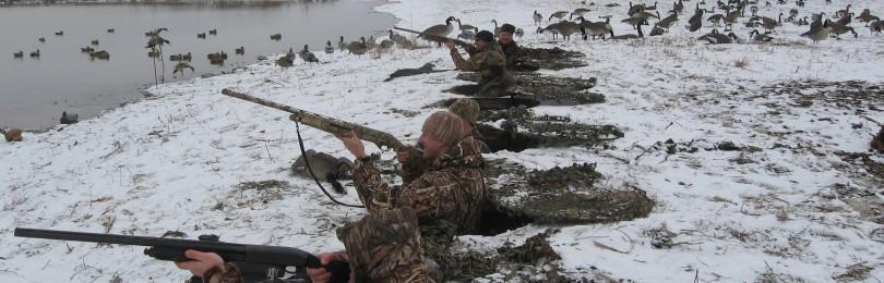 «Охота на гуся 2012» — смотреть видео онлайн