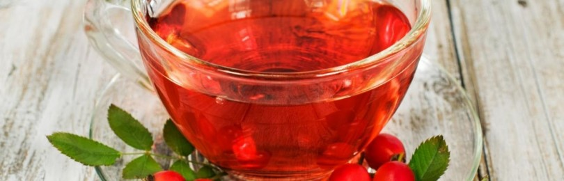 Как приготовить полезный отвар шиповника: простые рецепты
