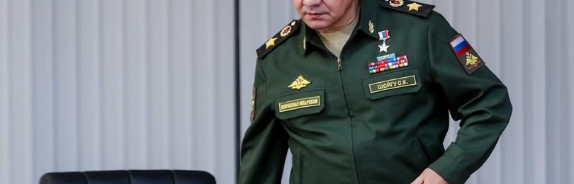 Шойгу рассказал генералам, как будет выглядеть современная война