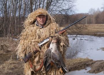 """""""Охота на гусей в Швеции"""" – смотреть видео онлайн"""