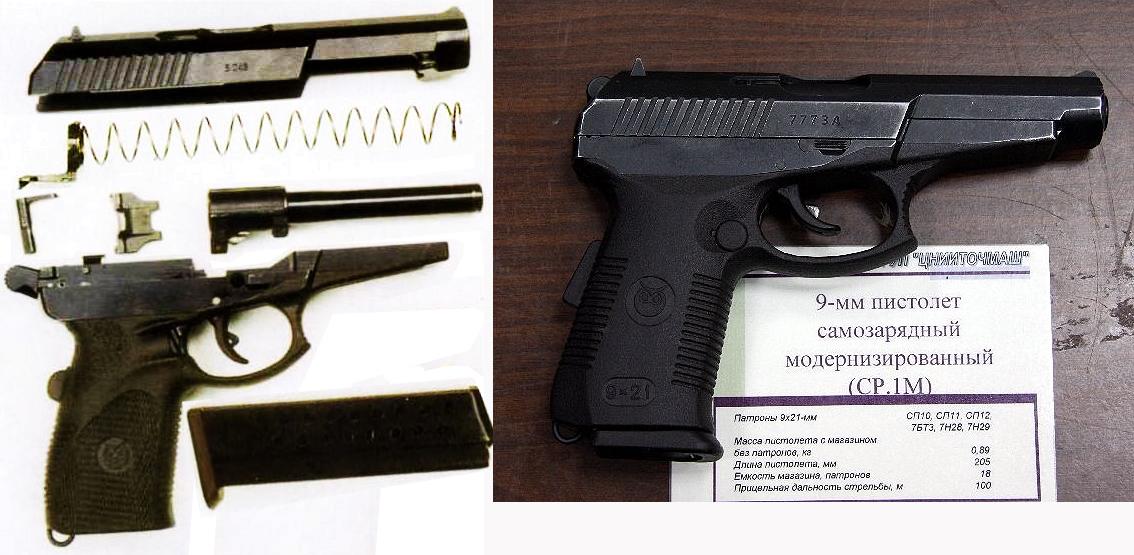 пистолет гюрза технические характеристики фото