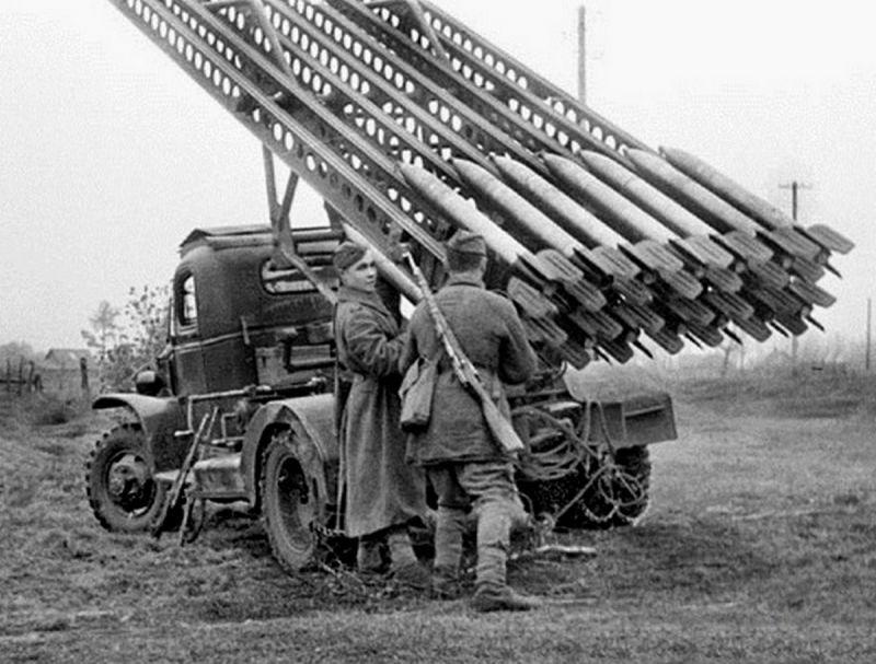 артиллерия 2 мировой