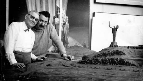 евгений вучетич скульптуры