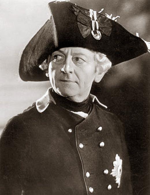 король пруссии фридрих 2