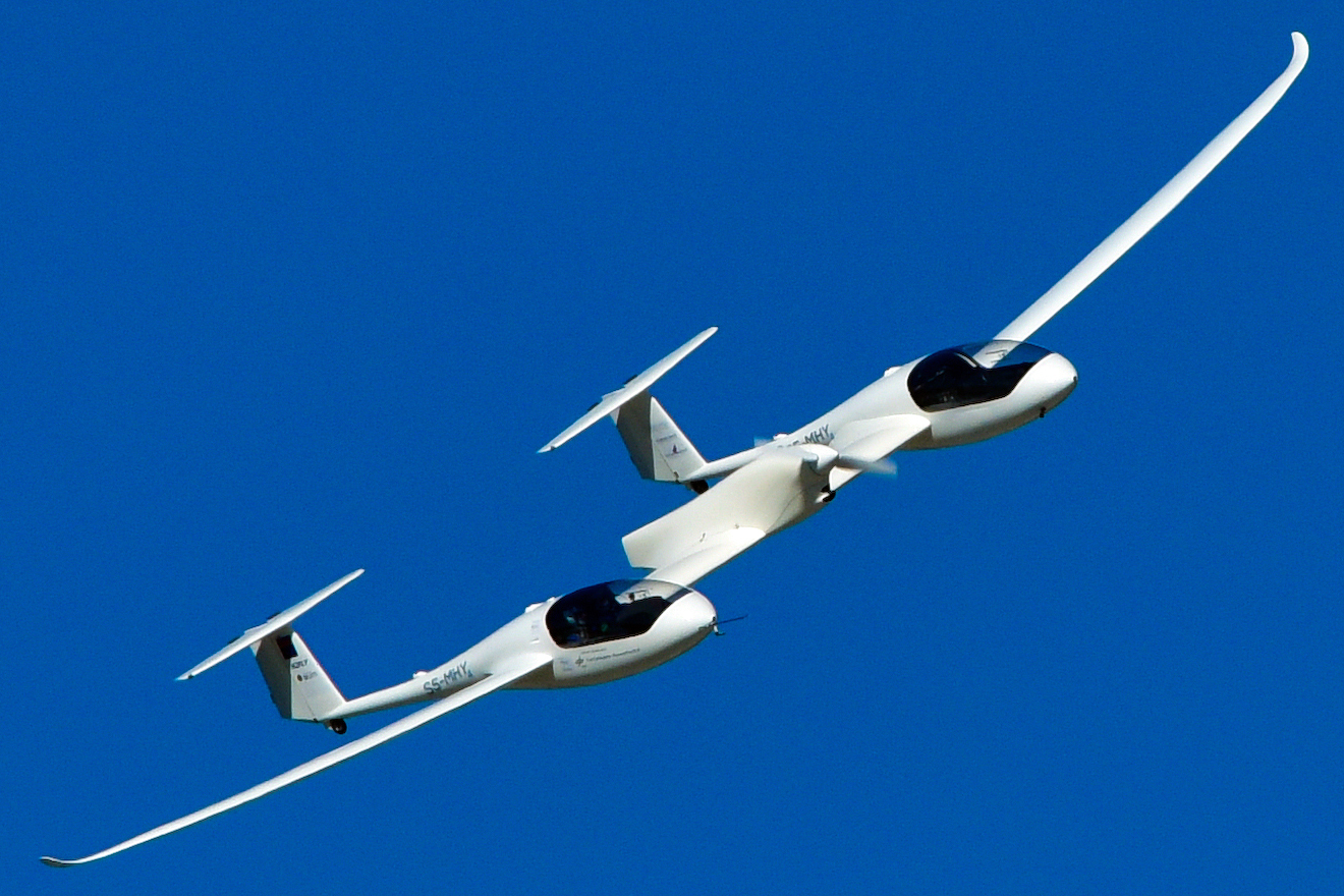 одномоторный самолет