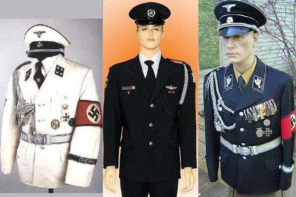 кто шил одежду для фашистов