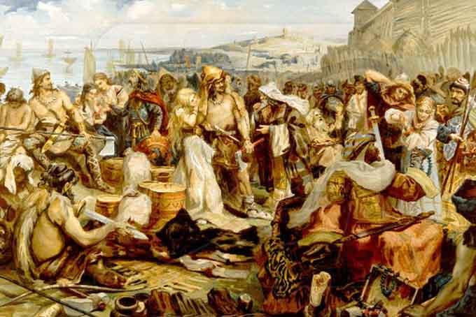 балканские славяне