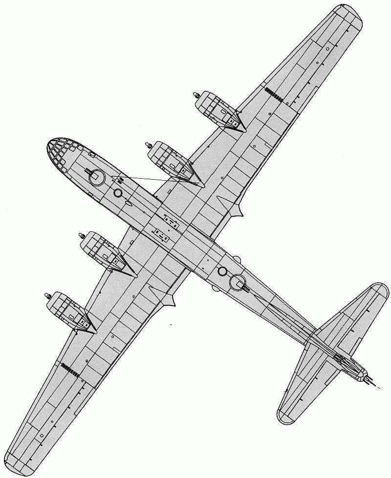 b 29 superfortress