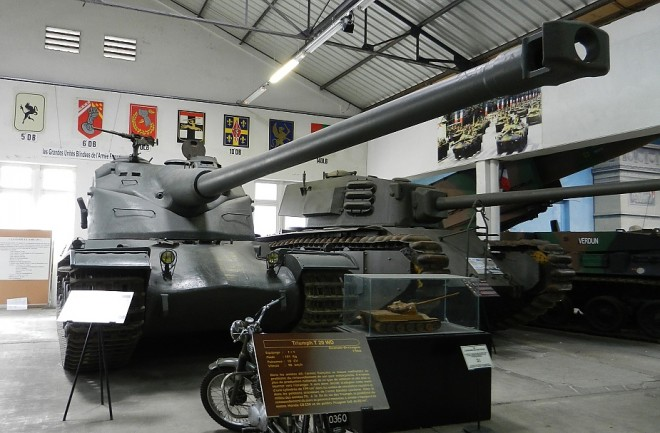 кто создал танк