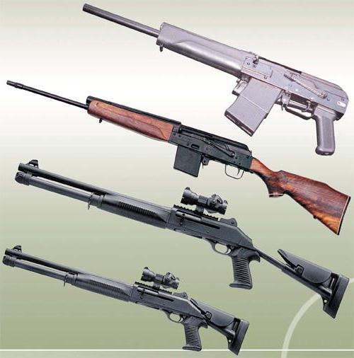 калибры нарезного оружия для охоты
