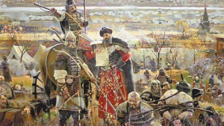падение татаро монгольского ига