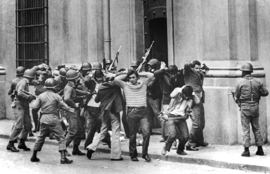 военный переворот в чили 1973