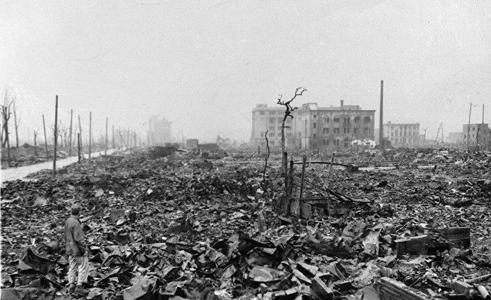 фото взрыва ядерной бомбы