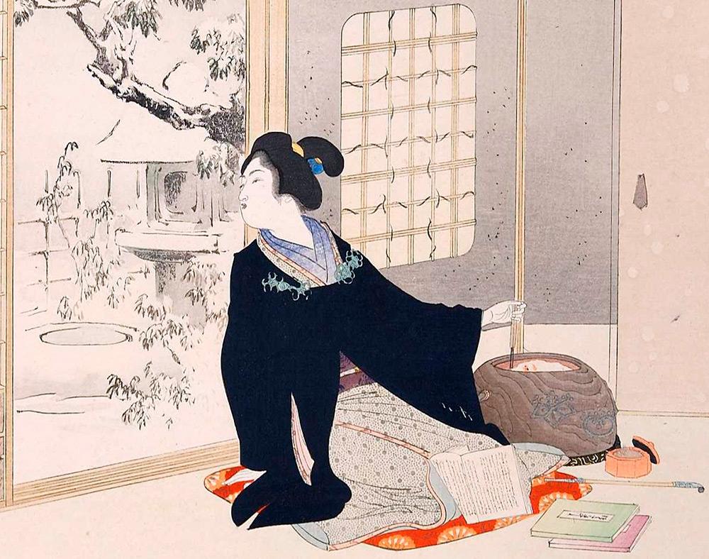 кимоно домашнее мужское