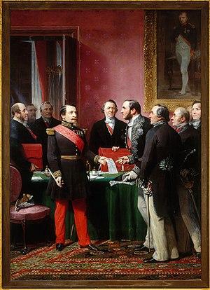 вторая империя во франции 1852 1870