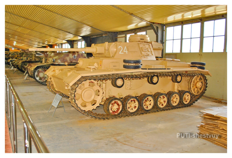 танк pz 3
