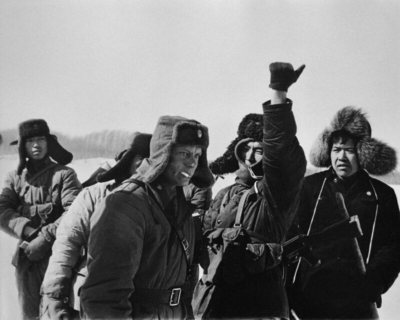 советско китайский конфликт на острове даманский