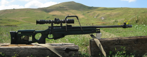 св 98 снайперская винтовка
