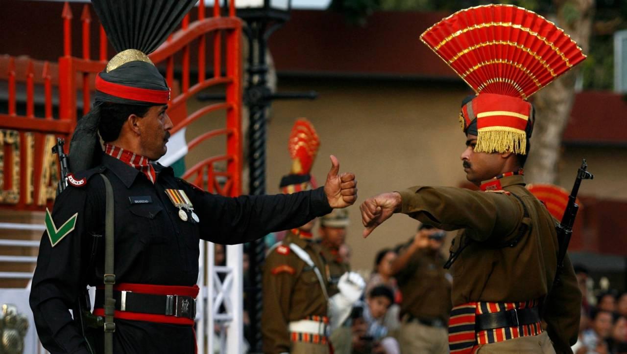 война в индии