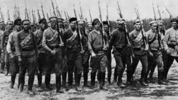 зеленая армия в гражданской войне