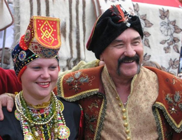 украинцы происхождение народа