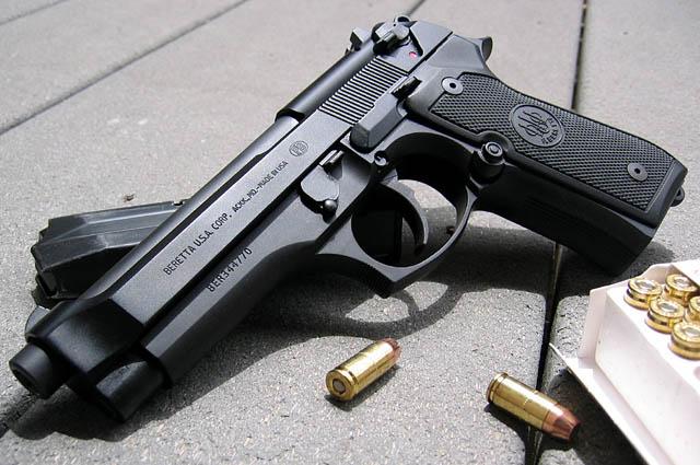 топ лучших пистолетов мира