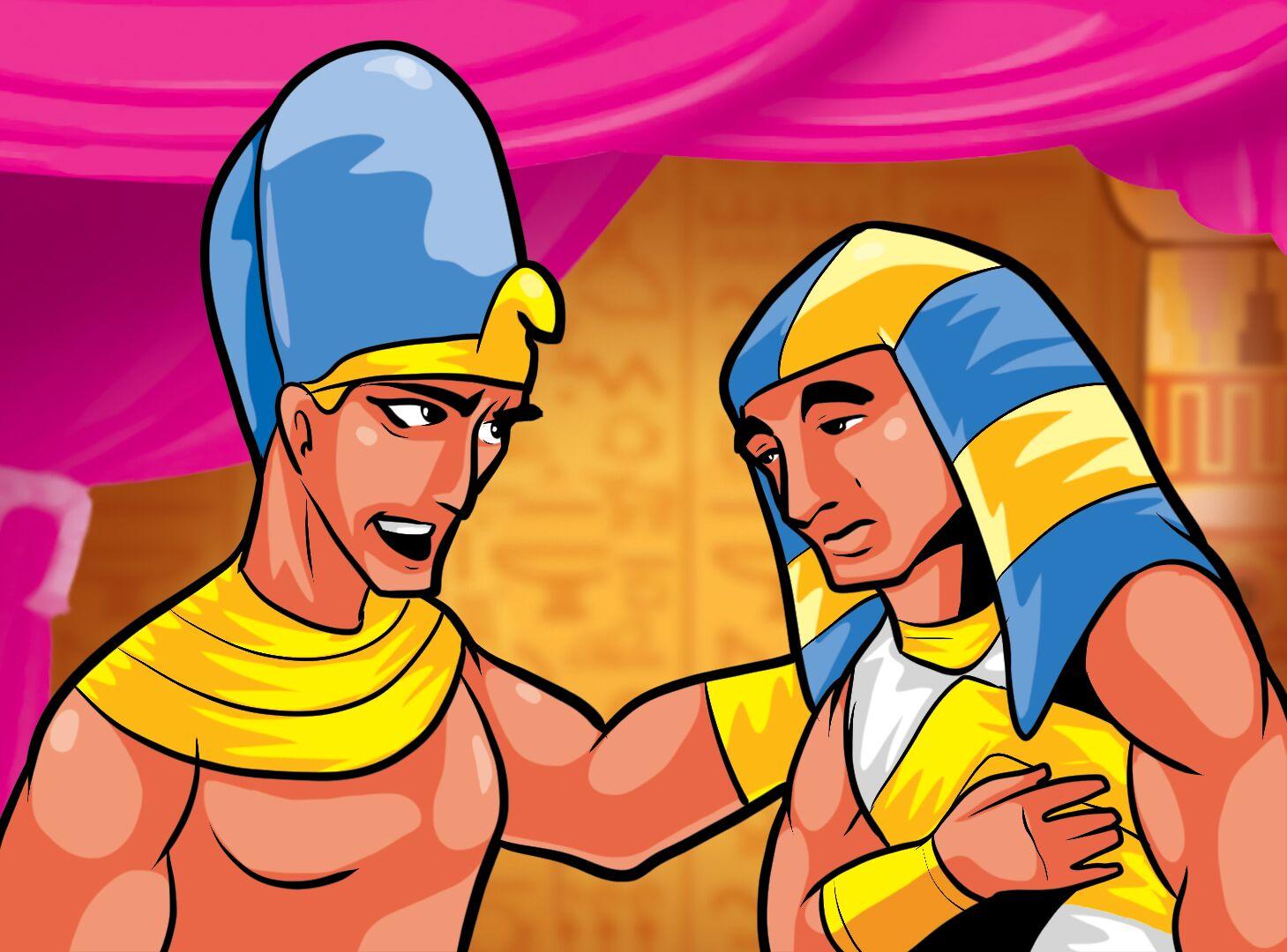 жизнь воина в древнем египте