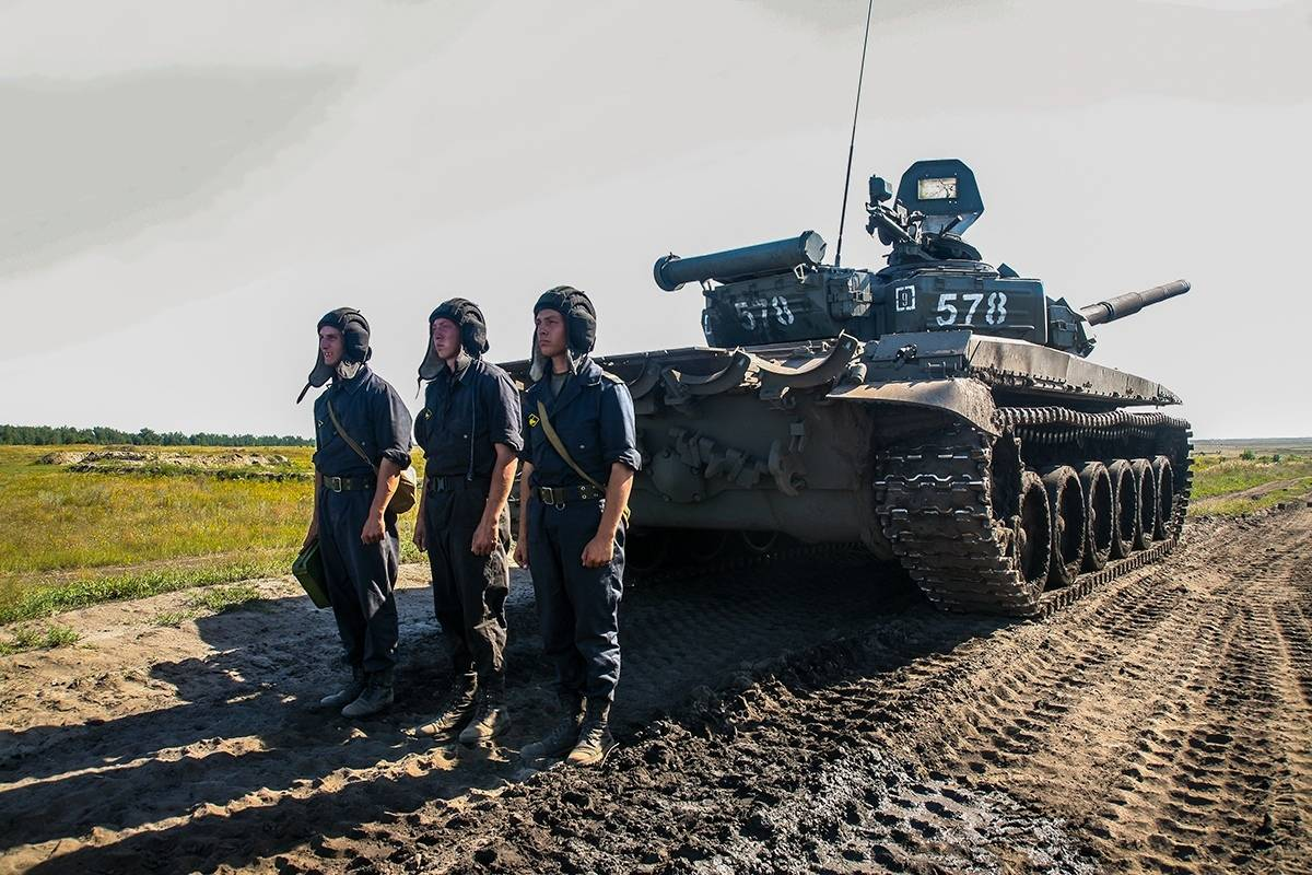 танк т 72б3