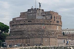 замок святого ангела рим италия