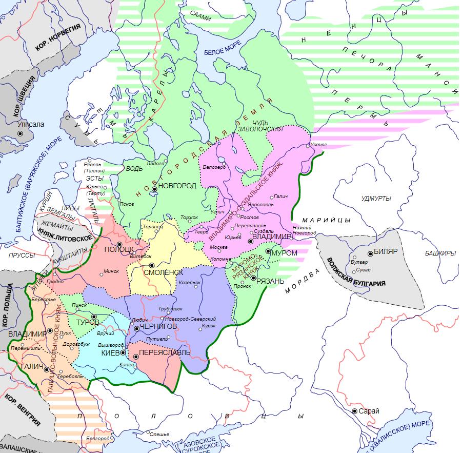 волжские булгары история народа