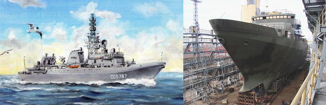 фрегат адмирал горшков википедия
