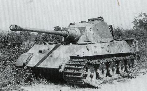 германские танки