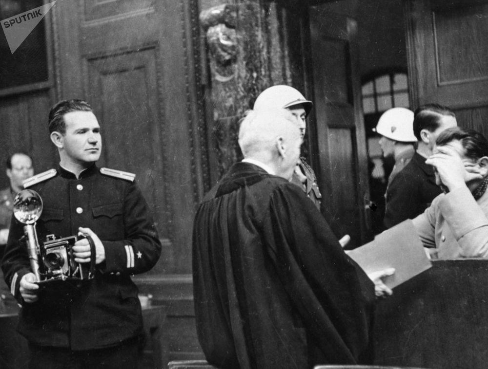 нюрнбергский военный трибунал
