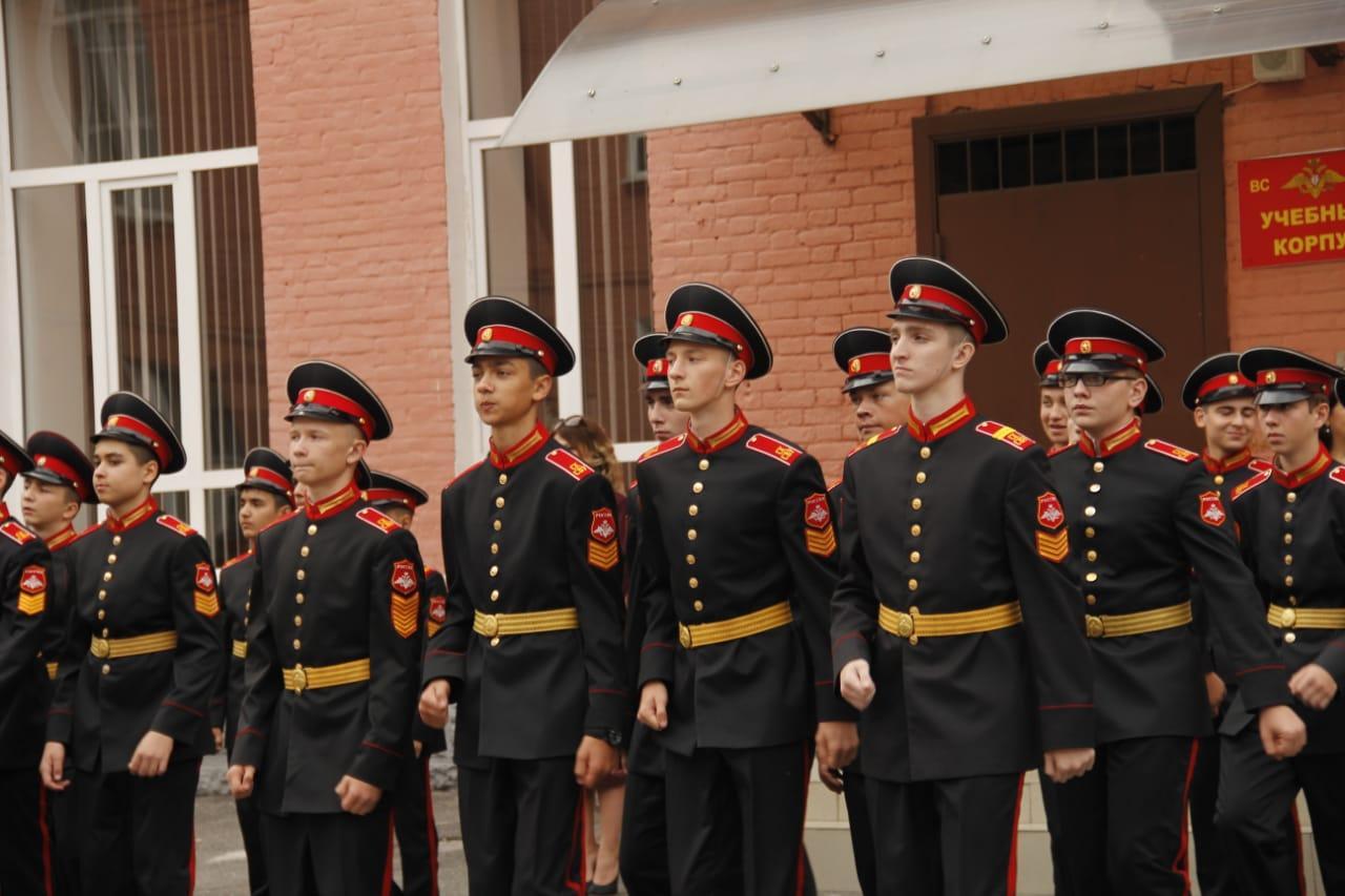 владикавказское суворовское училище