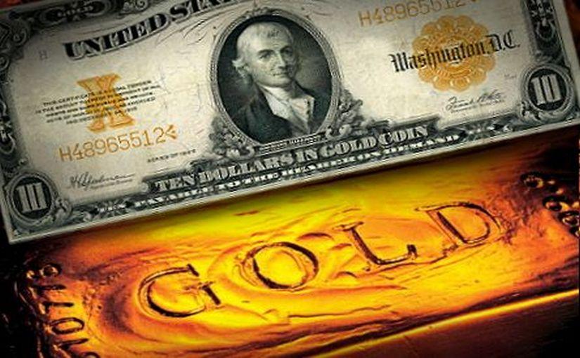 введение золотого рубля год