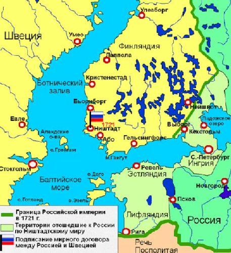 крупнейшее сухопутное сражение в северной войне