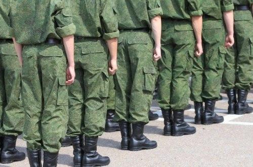 берут ли в армию с лишним весом